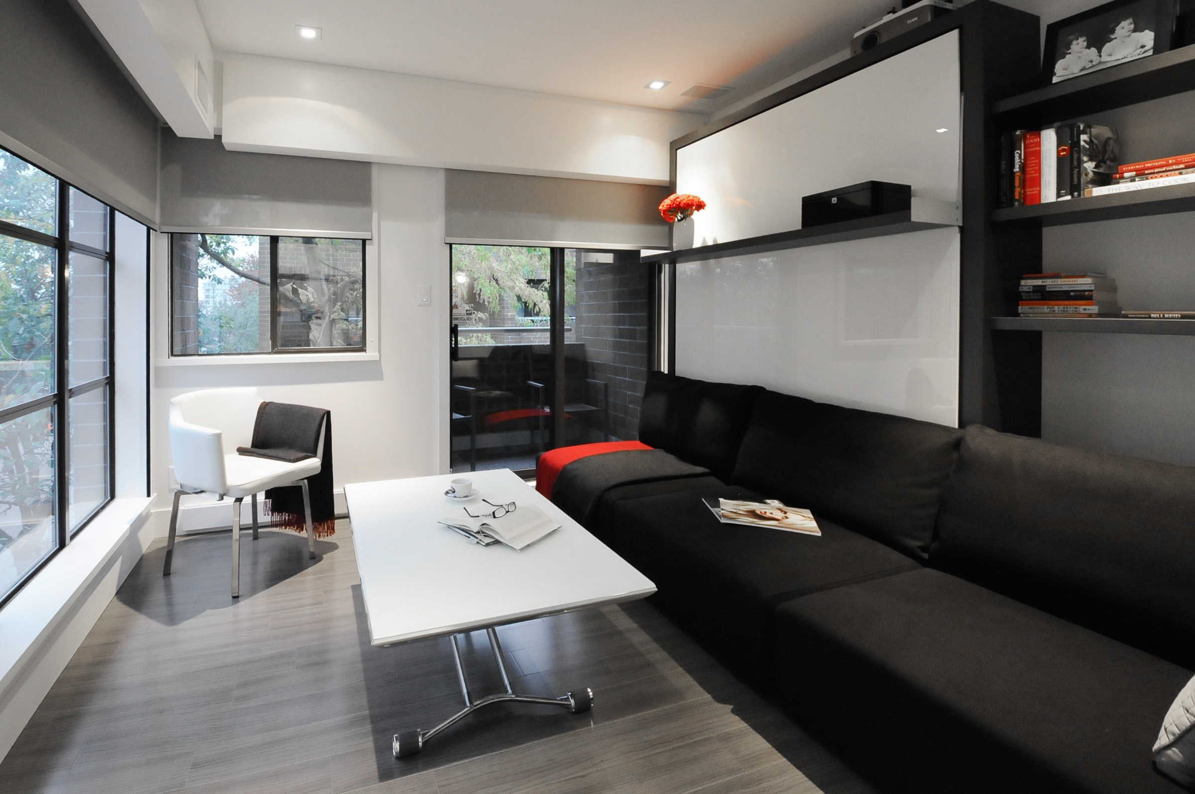 Compact Vancouver Condominium