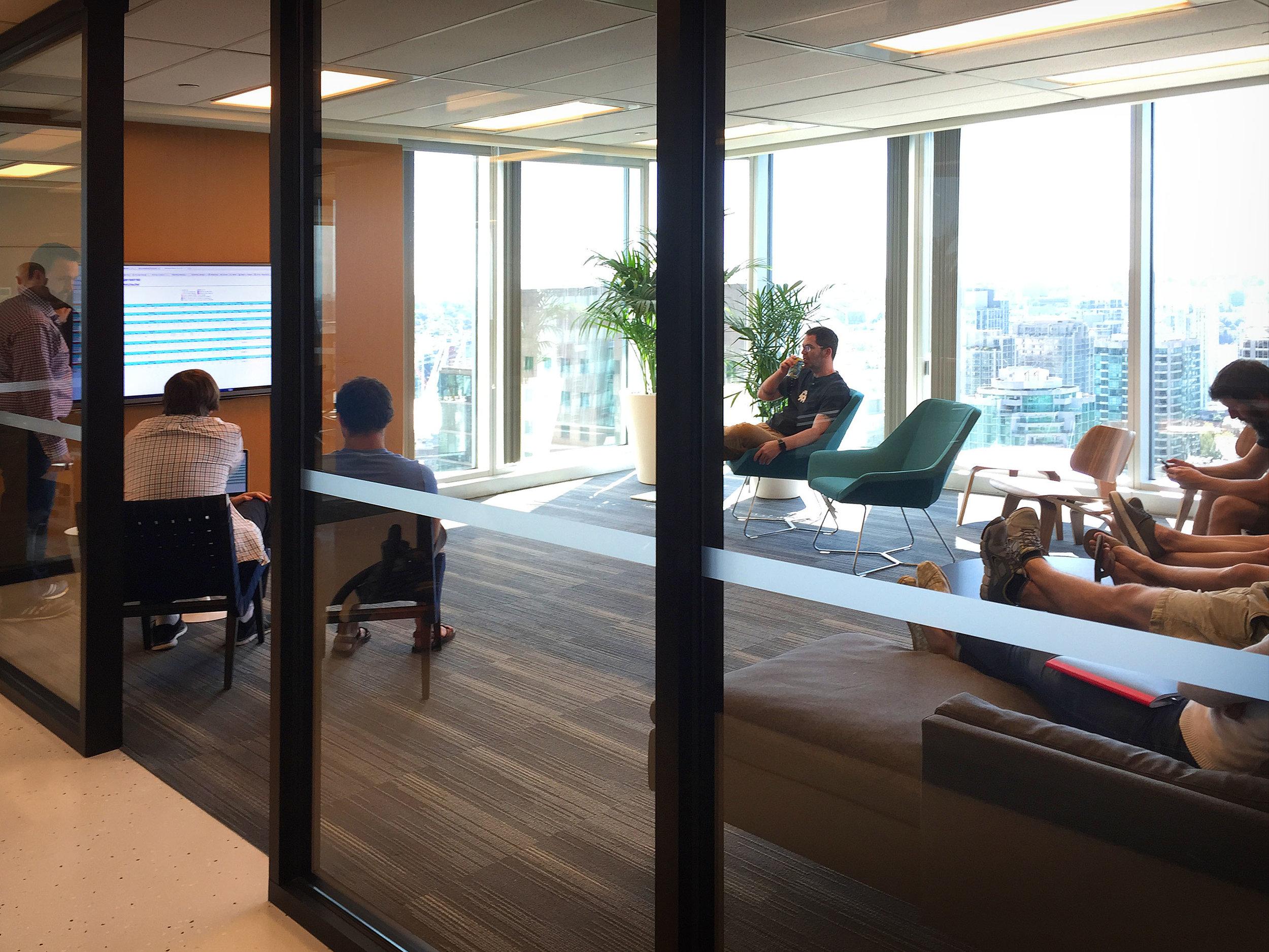 Office-Wide Meeting Spaces