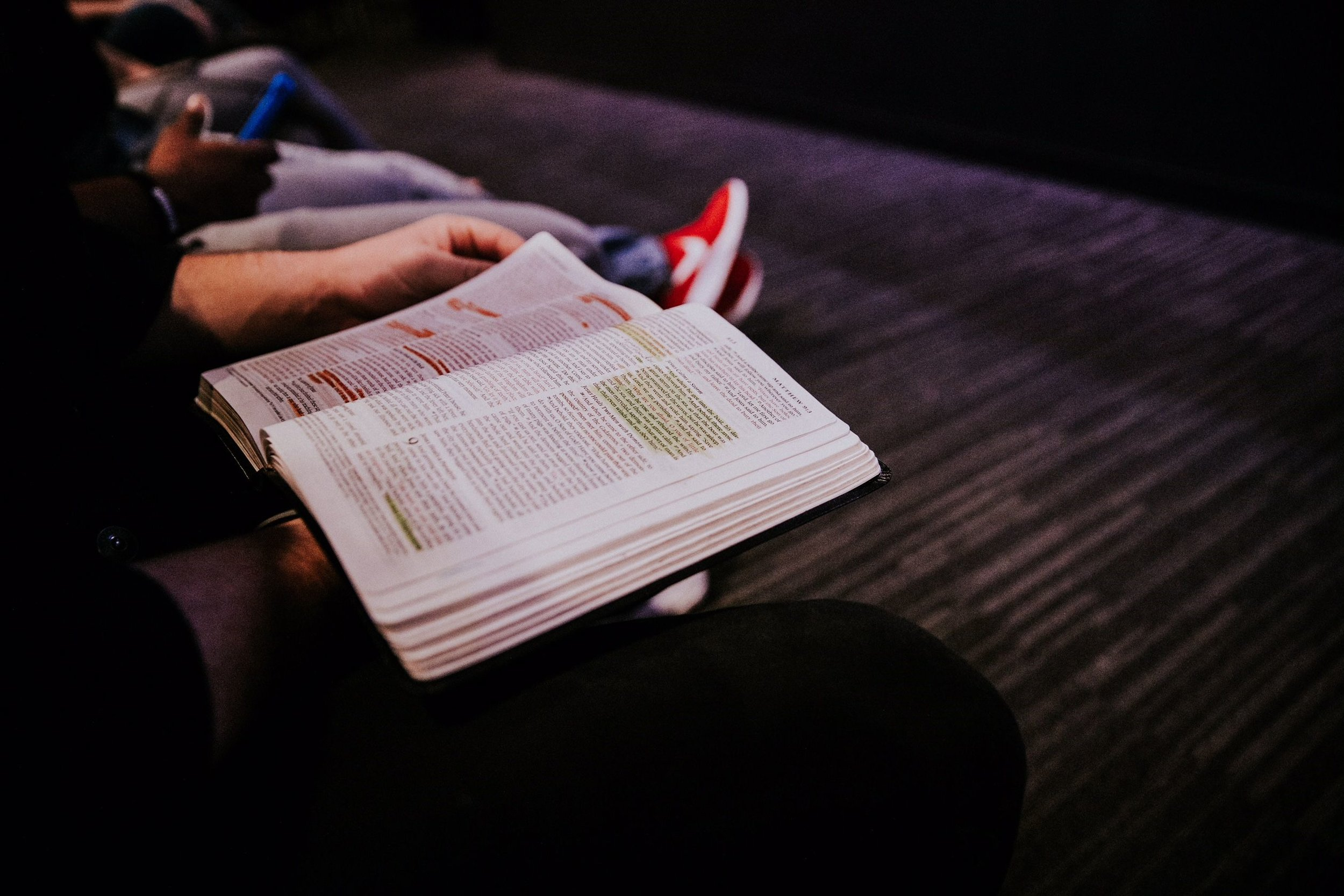 Leadership and theology -