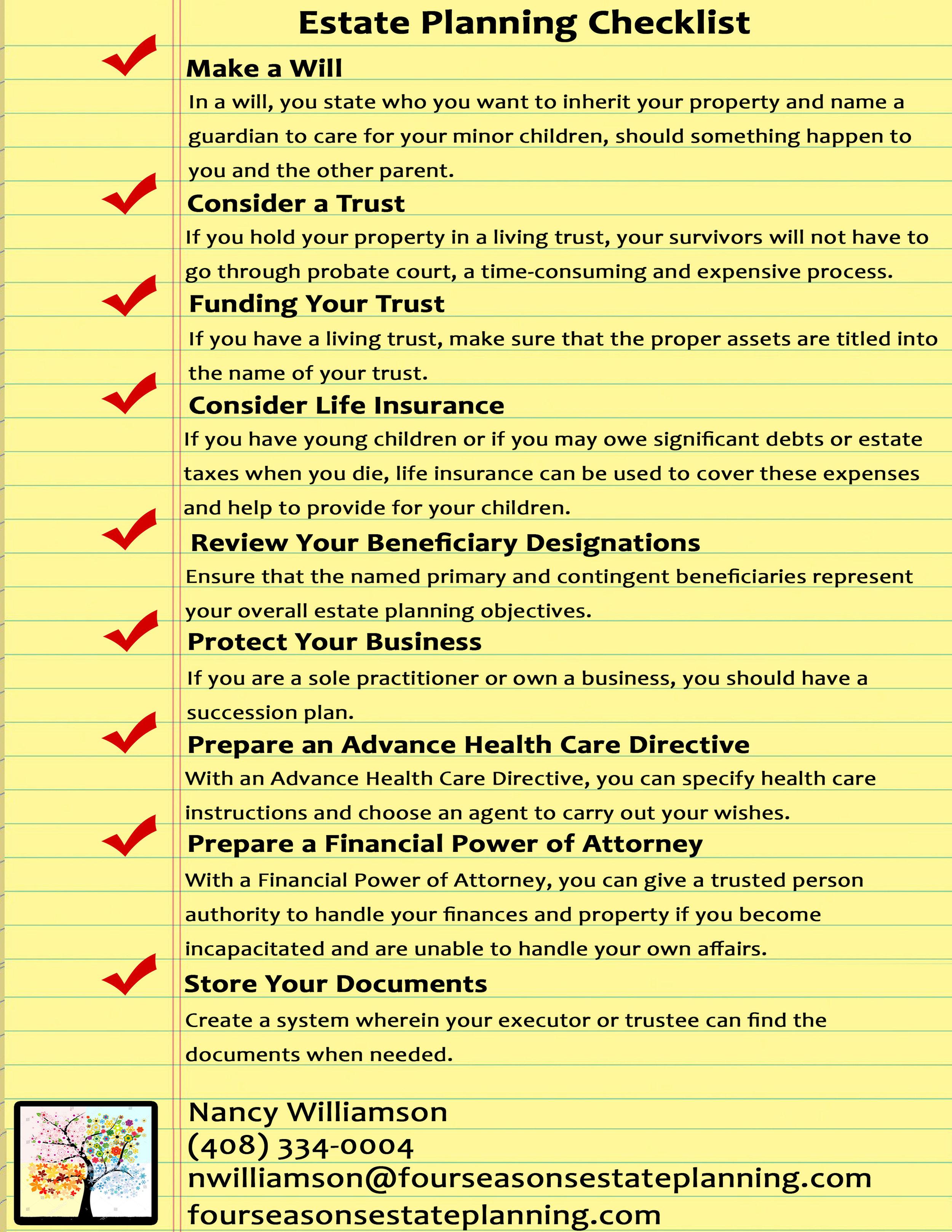 EP Checklist on a legal pad.jpg