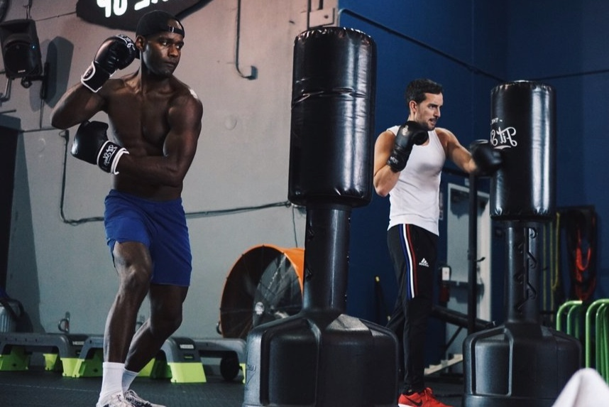 The Burnout - The Burnout class is our nonstop, high-intensity, boxing class, packed with cardio and shocks from start to finish. With plenty of plyometrics core for a total-body workout, this class is sure to push you to new limits. Our clients love this class so much, it has quickly become our most popular!