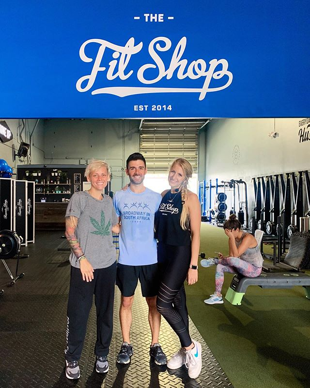 That's the thing about The Fit Shop... You never know when your favorite athlete, influencer or Emmy and Grammy award winning star will show up! 🤩 〰️ Thanks for stopping by @adamjkantor! Congrats on all your success in NYC and don't forget to come back and workout with us next time you're in MIA! 💪 〰️ #amazingenergy #greatvibes #thefitshopmiami #therepairshopmiami #clutchmiami #miamifitness #miamigym #miamiworkout #miamitrainer #miami #aventura #northmiamibeach #fitspo #fitness #fitnessclass #fitfam #getfit #circuittraining #HIITworkout #personaltraining #strengthtraining #instafitness #IGfit #trainlikeaboss #gymmotivation #thebestgymontheplanet