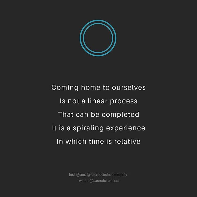 """My cosmic companion ✨ ⦁ Coming home to ourselves ⦁ Is not a linear process That can be completed ⦁ It is a spiraling experience In which time is relative ⦁ ✨ sacredcirclecommunity.com 🎧 @sacredcirclepodcast ⦁ ⦁ ⦁ Monday, June 24, 2019 Tarot Card of the Day – Seven of Pentacles reversed, invitation to address internal discomfort around our pace and timing Astrology of the Day – Moon in Pisces sextile Pluto in Capricorn, invitation to allow the edges of our transformation to soften ⦁ ✨ LIMITED TIME OFFER The Sun was in Cancer when I was born, so I am offering a 20% discount on Tarot, Energy Work, and Astrology Birth Chart Consultations if you purchase and schedule a session between June 21 and July 21! ⦁ Click on """"Redeem Coupon"""" and use the code """"CRABBY"""" when you schedule at www.sacredcirclecommunity.com/consultations"""