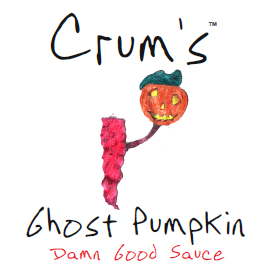 GHOST PUMPKIN - Enjoy the taste of pumpkin and spice with the heat of the Ghost Chile. Add a little extra to your fall favorites.CLICK HERE FOR RECIPES