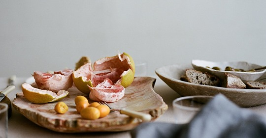 . The Simplicity of Hospitality  This article was posted  here  for Deeply Rooted Magazine's blog.  (Image by  Marisa Albrecht  as used on the blog.)