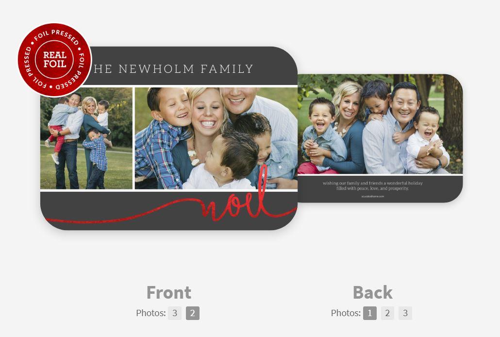 CARD 5: noel -