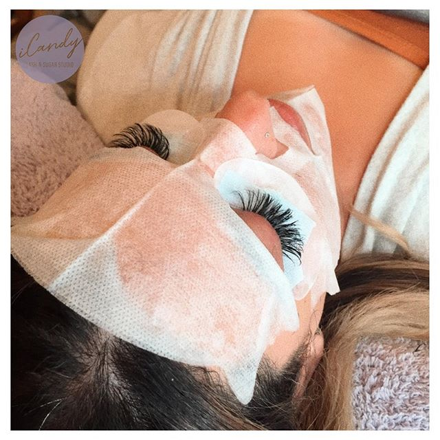 we know you babes are busy, so let us do the multitasking for you👌🏼 ⠀⠀⠀⠀⠀⠀⠀⠀⠀ add on lashes to your next facial service or add on a sheet mask to your next lash appointment 🙌🏼 we are your one stop shop for all things beauty ⚡️ ⠀⠀⠀⠀⠀⠀⠀⠀⠀ click the link in bio to reserve your appointment today 😘 ⠀⠀⠀⠀⠀⠀⠀⠀⠀ #icandyhb