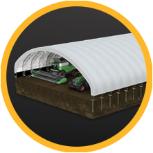 Agricultural Tents
