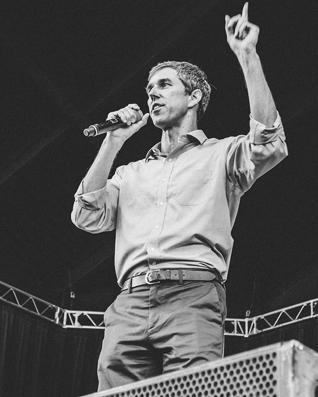 Today was an incredible experience. It truly was an honor being able to capture @betoorourke as he moved so many people at today's event. #historyinthemaking #beto #betofortexas #betoorourke #betoforsenate #govote #yourvotematters #texas #senate #hellodeer #photography #portraitphotography #blackandwhite #thecolony