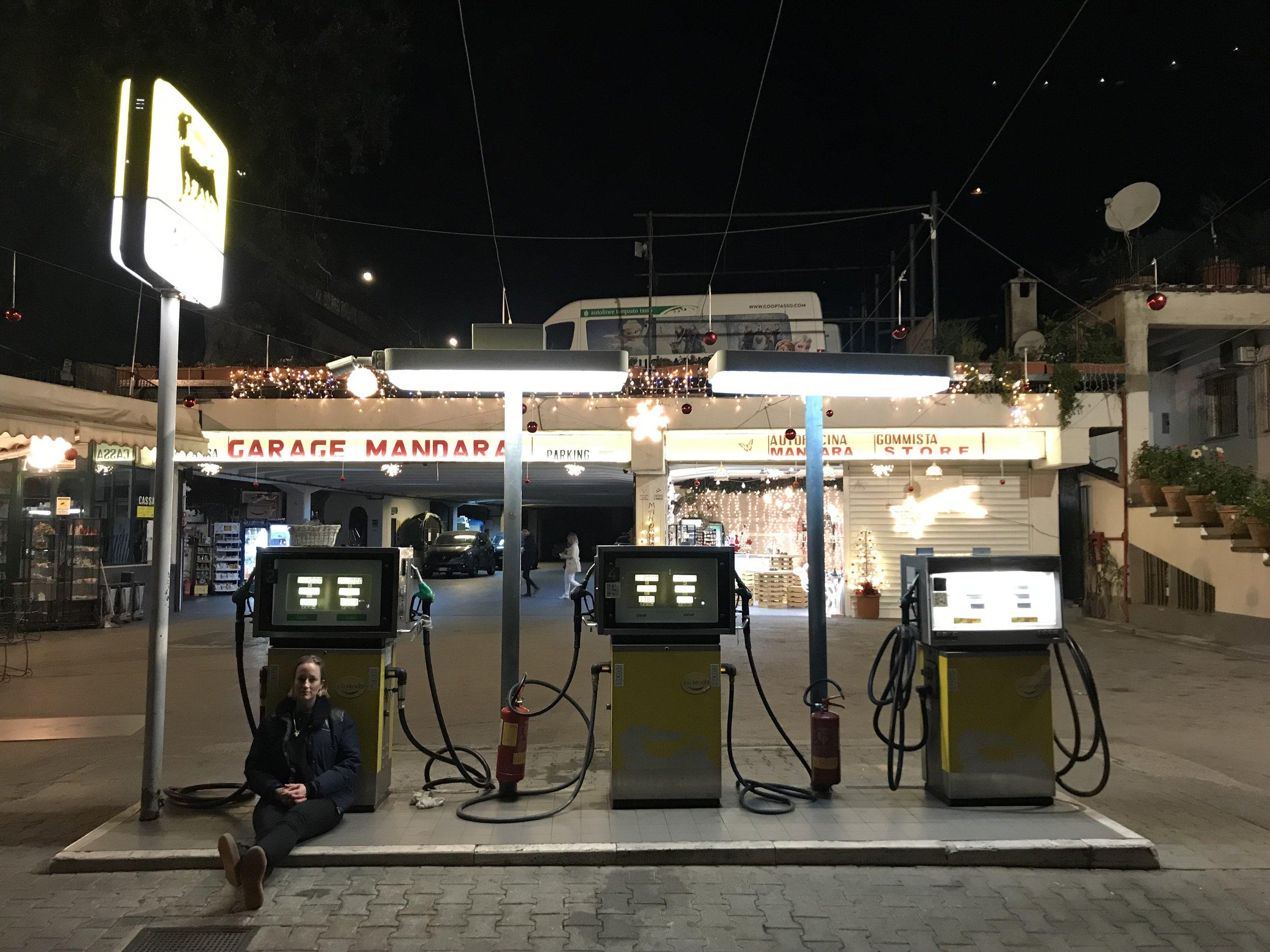 • Petrol in Positano, Italy • November 2018 •
