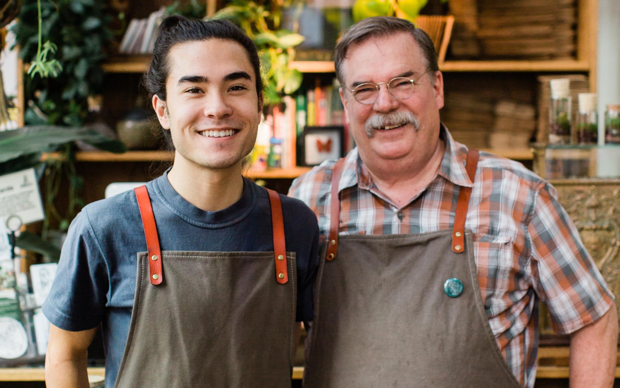 James Harris & Gregg Harris, a Father & Son Team
