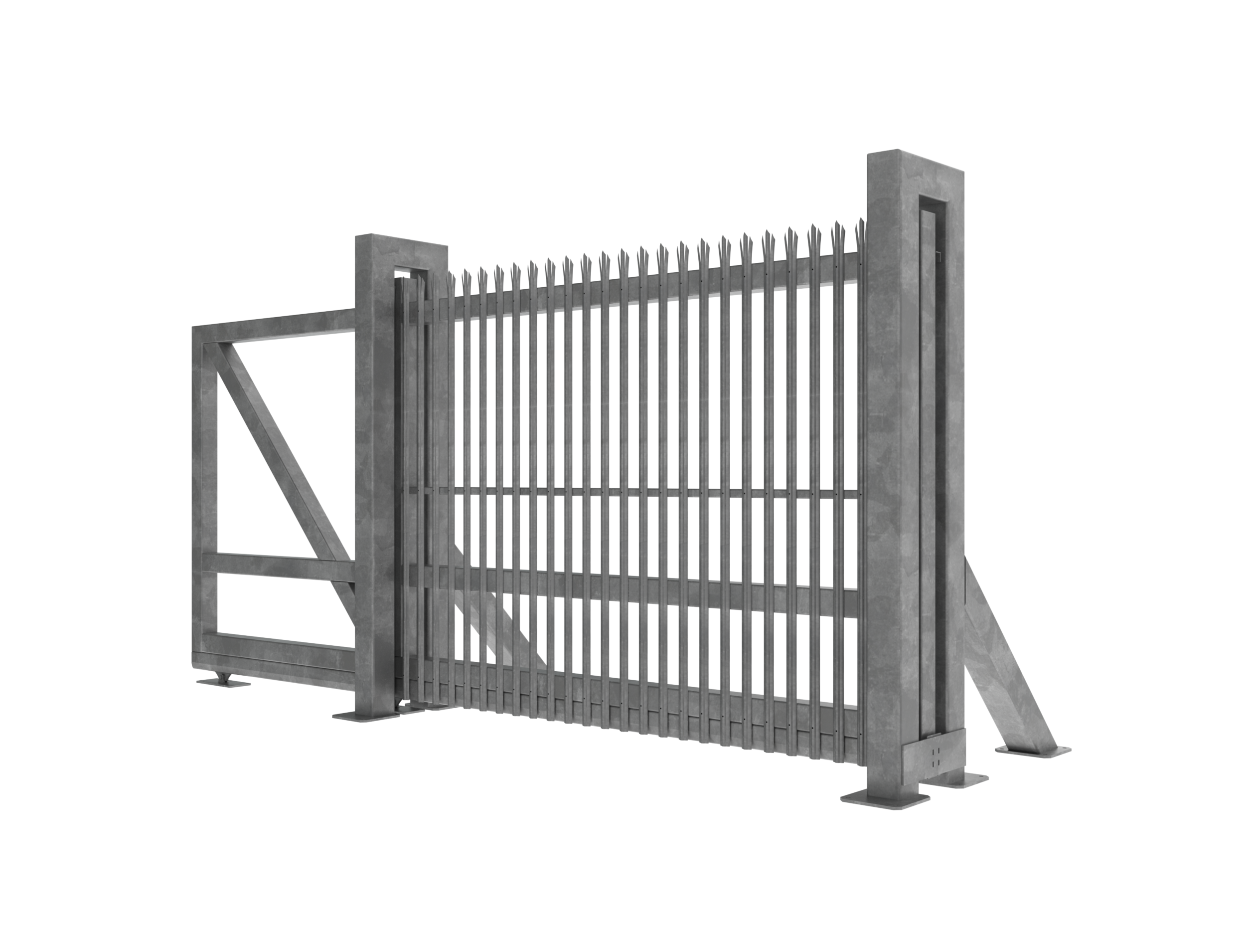 Crash-Proof Gates
