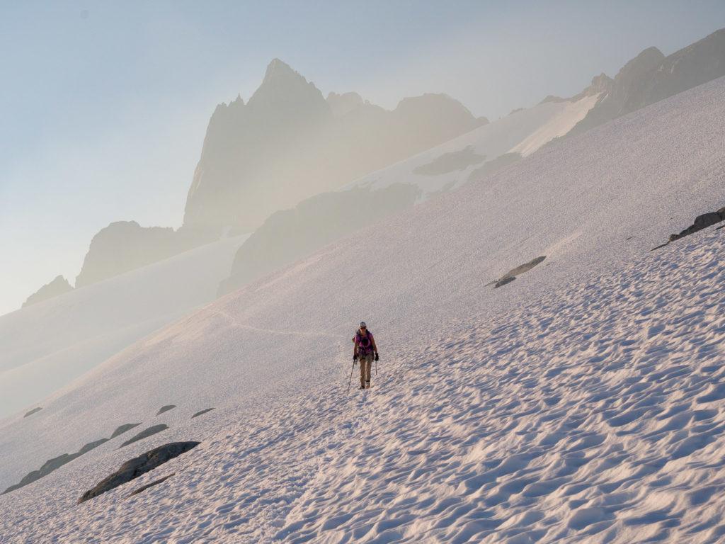 Serratus Mountain - Tantalus Range