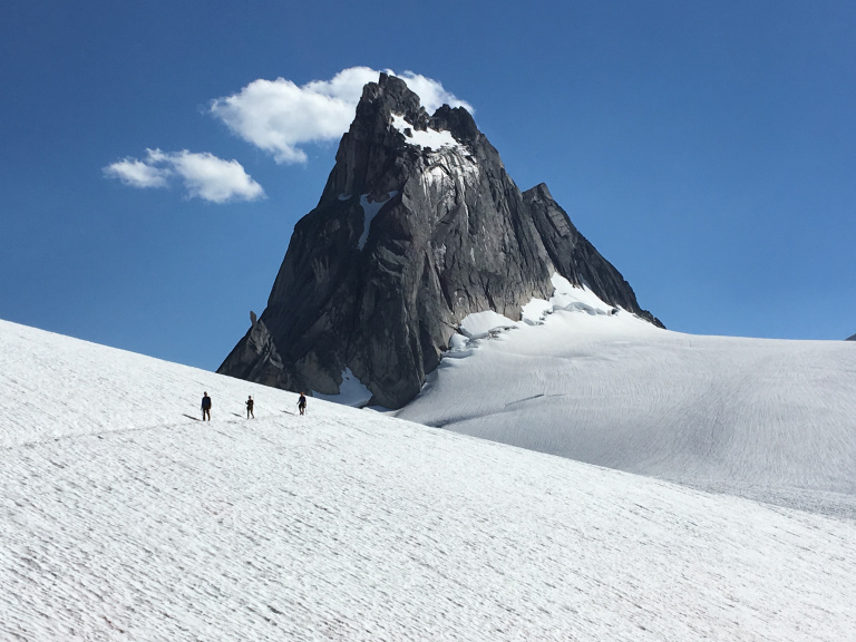 Pigeon Spire - The Bugaboos