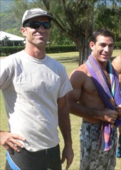 Dennis Williams & Mark Machetti