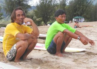 Garrick Lopez & Russ Arzadon