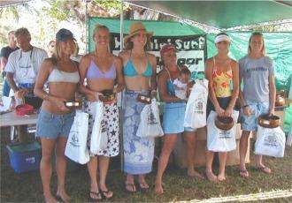 women 18 - 34 awards
