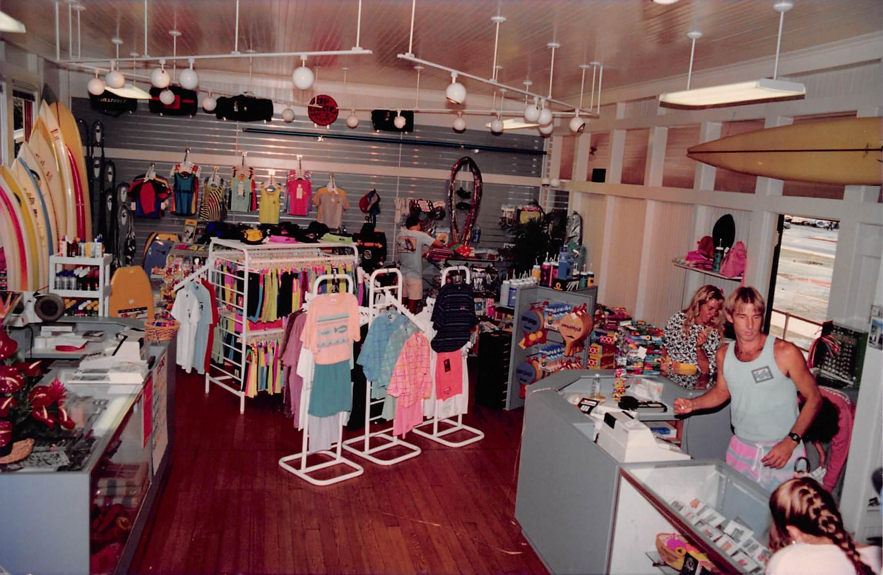 Hanalei Surf Company | November, 1989