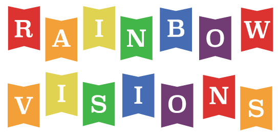 RAINBOW VISIONS is produced by the Global Visions Festival Society, a non-profit society that produces 2 Edmonton-based festival each year: Rainbow Visions – Edmonton's LGBTQ Film Festival, and the NorthwestFest International Documentary & Media Arts Festival.