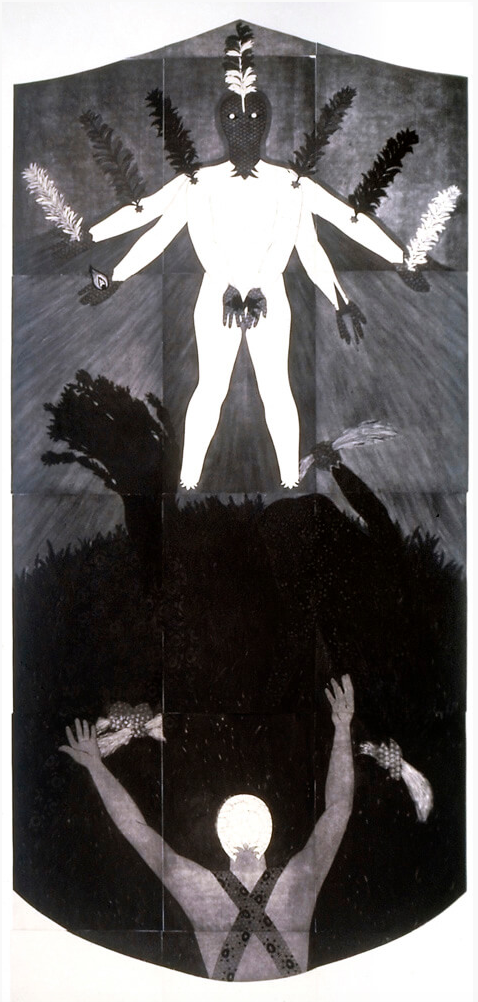 To make you love me forever , Collograph, 1991