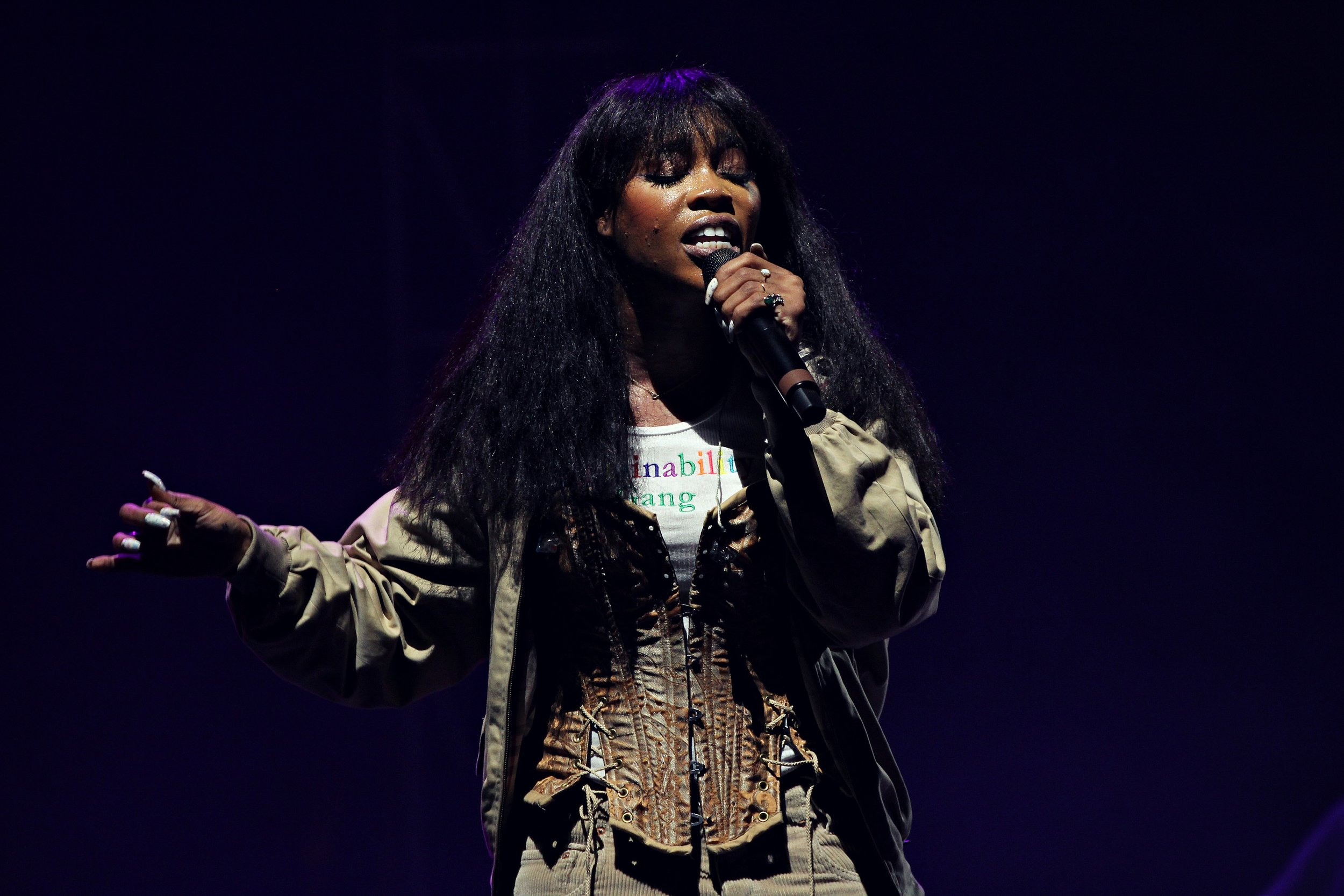 SZA - Photo Credit: Richard Gonzalez