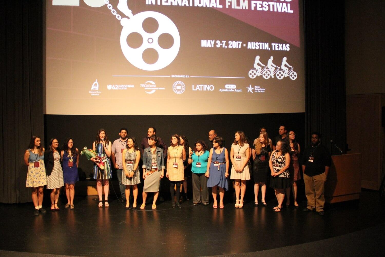 Cine Las Americas 20 Staff