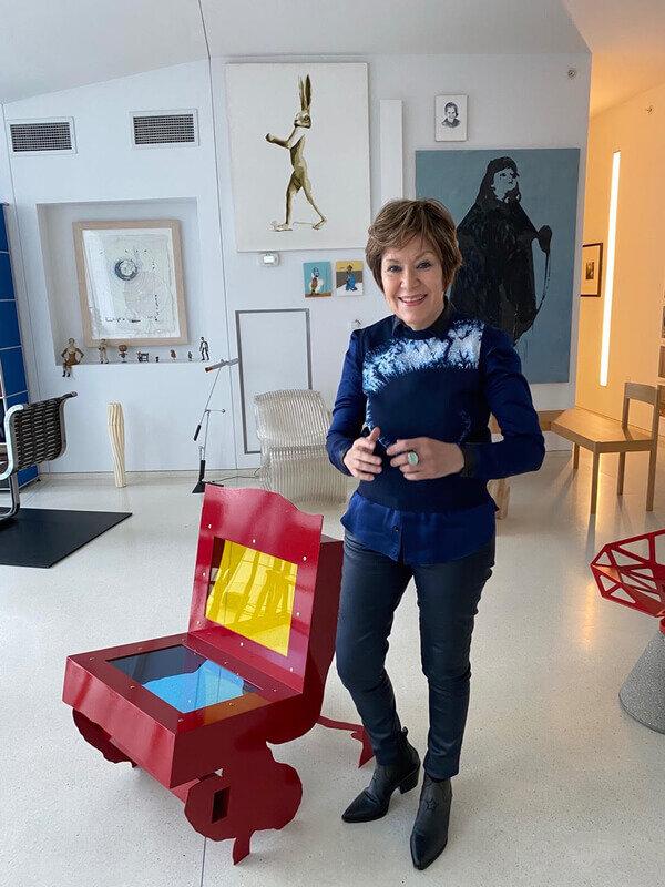 Photo of author Giannina Braschi