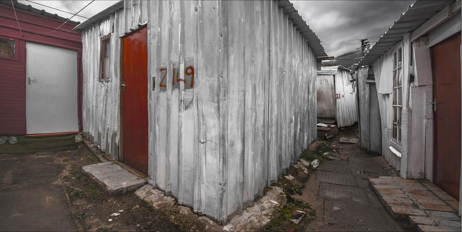 Imizama Yethu Settlement Cape Town