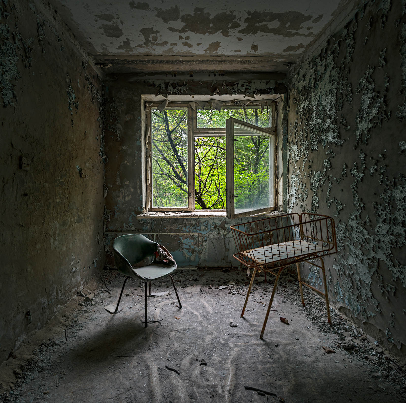 Maternity Ward Chernobyl