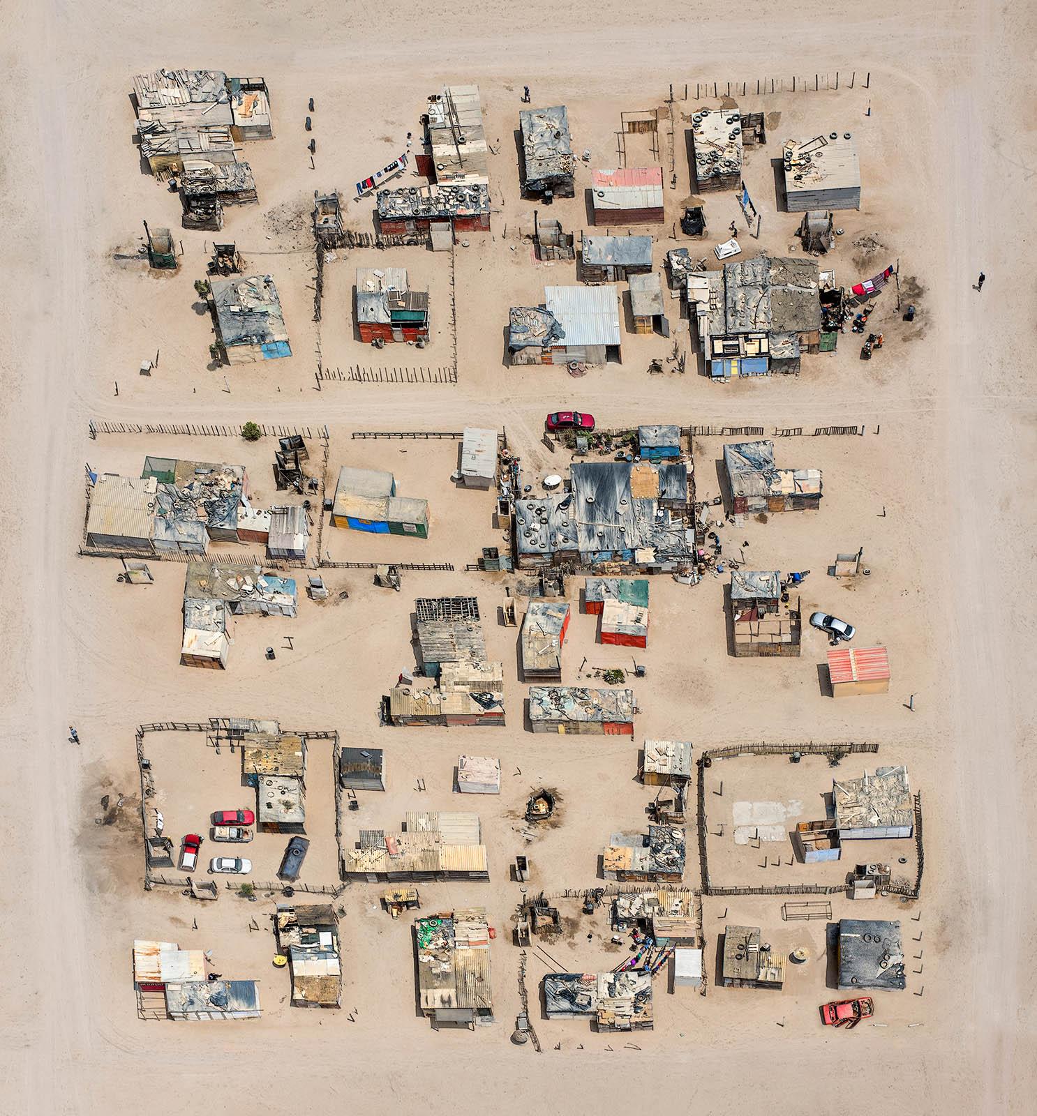 Shanty Town Swakopmund Namibia