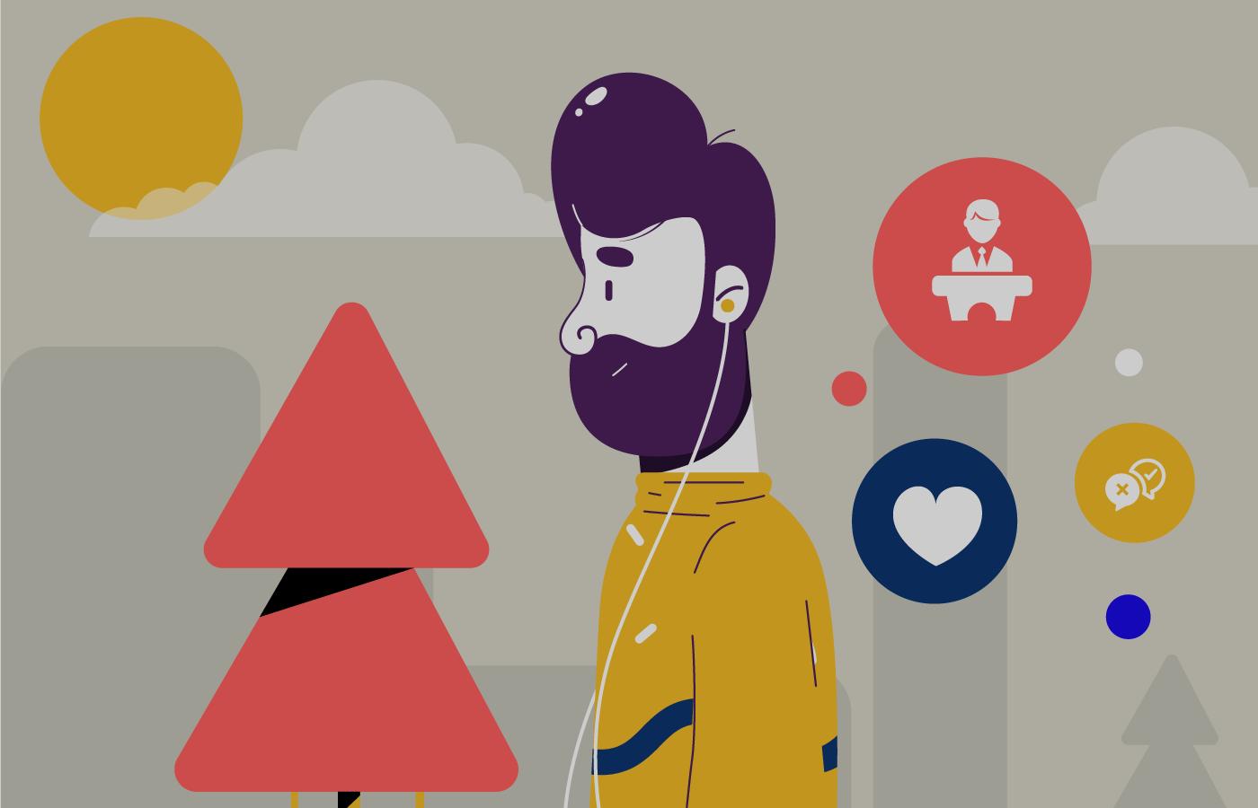 كيفية الإستماع للبودكاست عن طريق