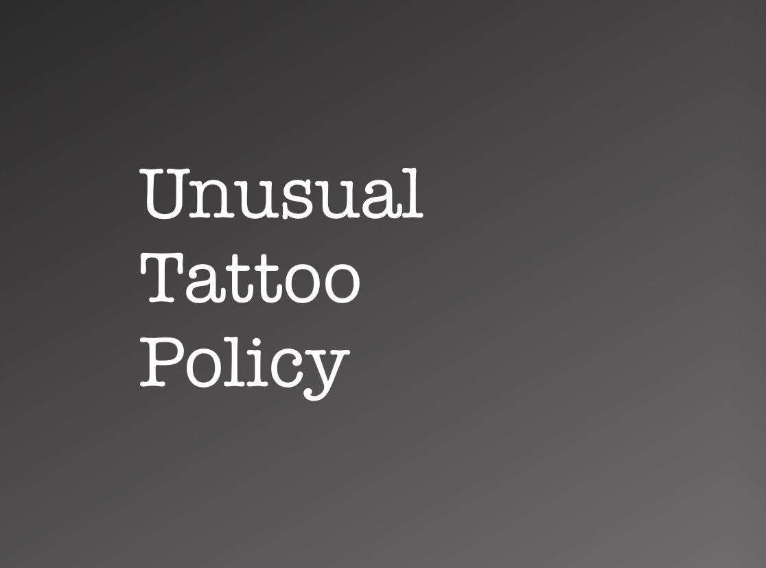 - We do not guarantee finger/toes, under foot/palm of hand, mouth and ear tattoos. This means that touch ups are not free on any finger tattoos but will cost the minimum charge every time they are touched up, unless the touch up is done while working on separate tattoo on a different part of the body.