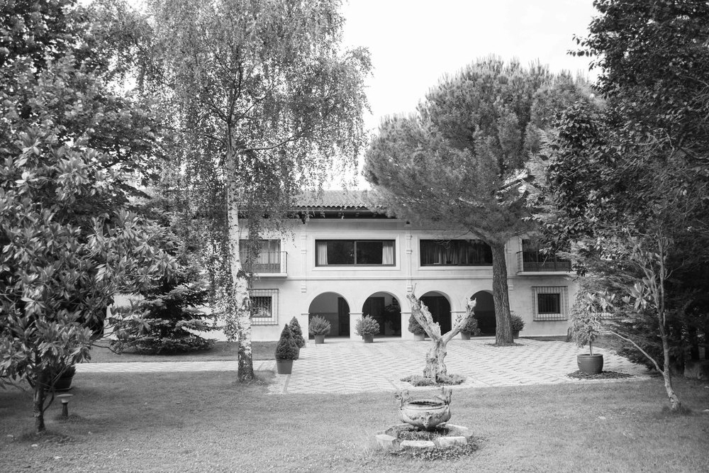 EL NUCLEO - The Residence of Artists of the Foundation, called