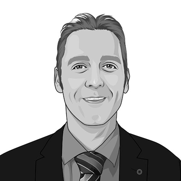 Alistair Dawson  – Senior Developer