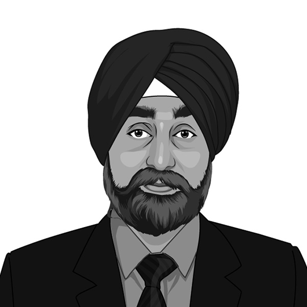 Balkar Singh  – Senior Test Lead