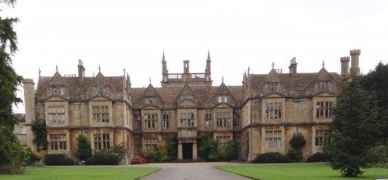 Corsham Court, Wiltshire, home of Bath Spa's MA Creative Writing
