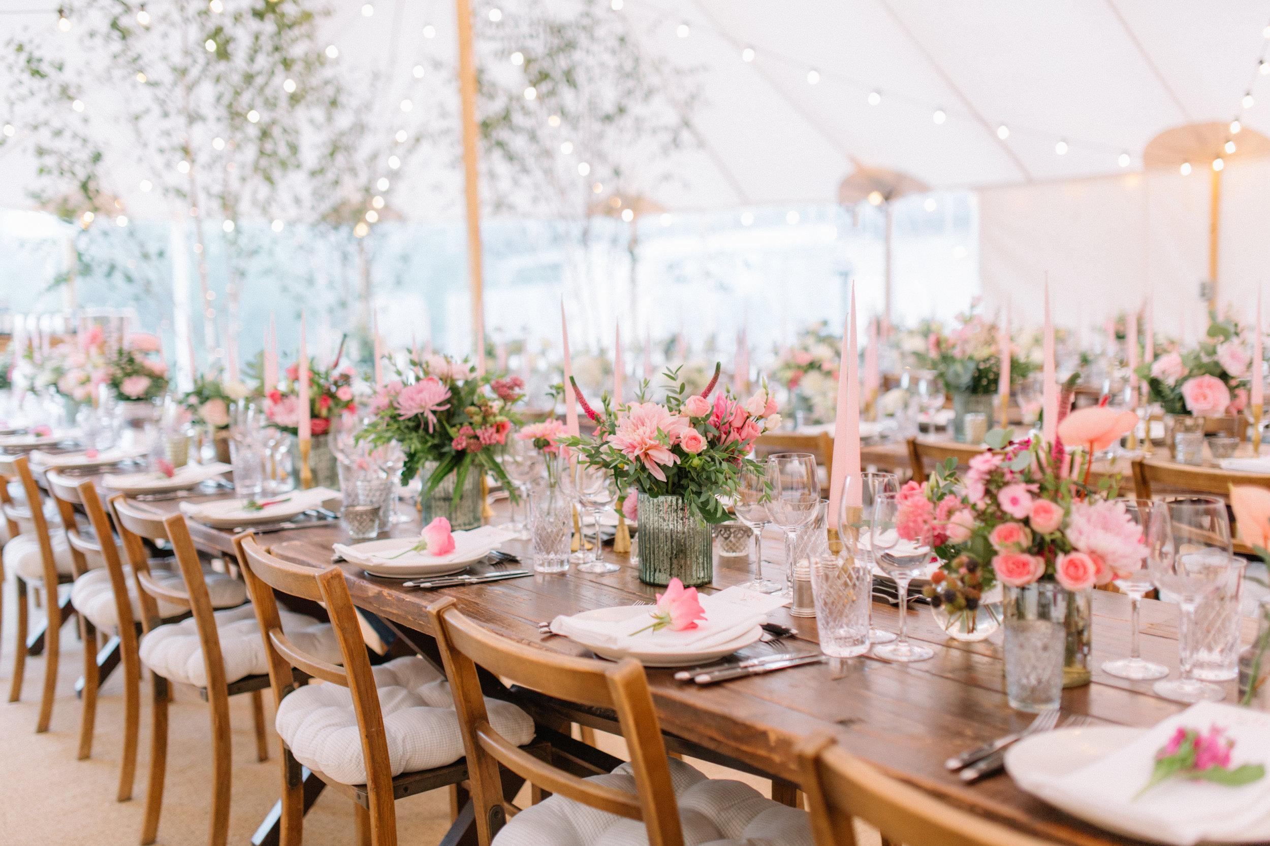 sofie & Mario - A country wedding at Soho Farmhouse
