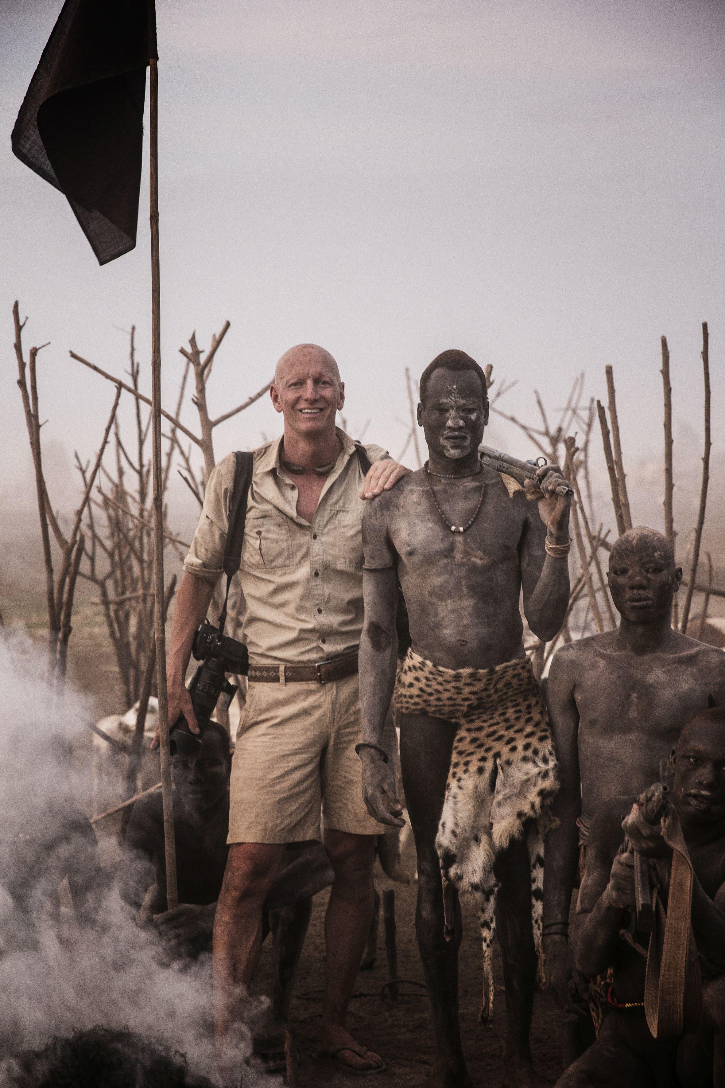 Jimmy with the Mundari in South Sudan.jpg