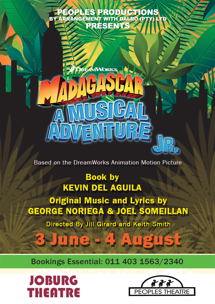 Madagascar - A Musical Adventure JR - Poster.jpg