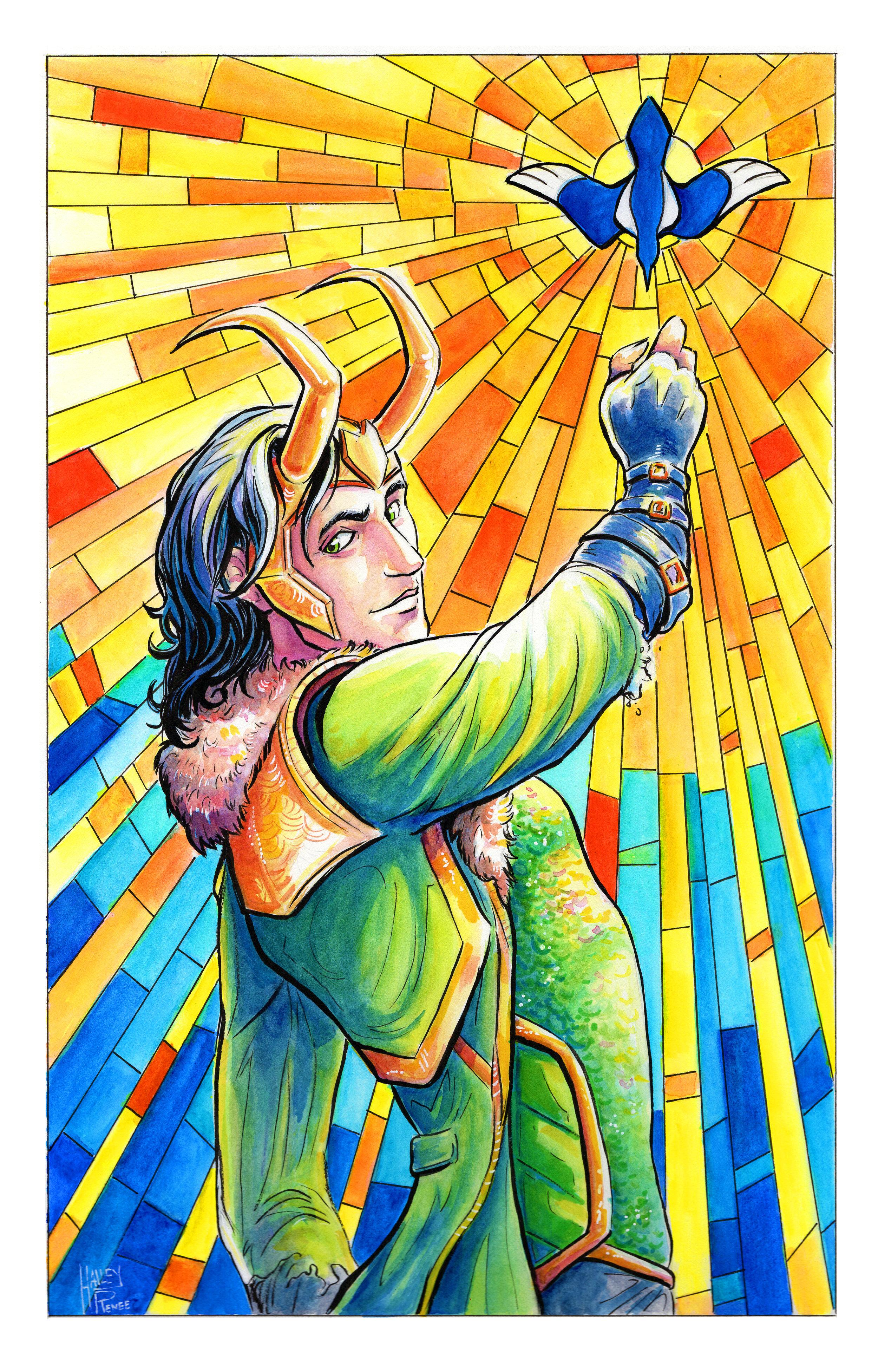 Loki stained glass.jpg