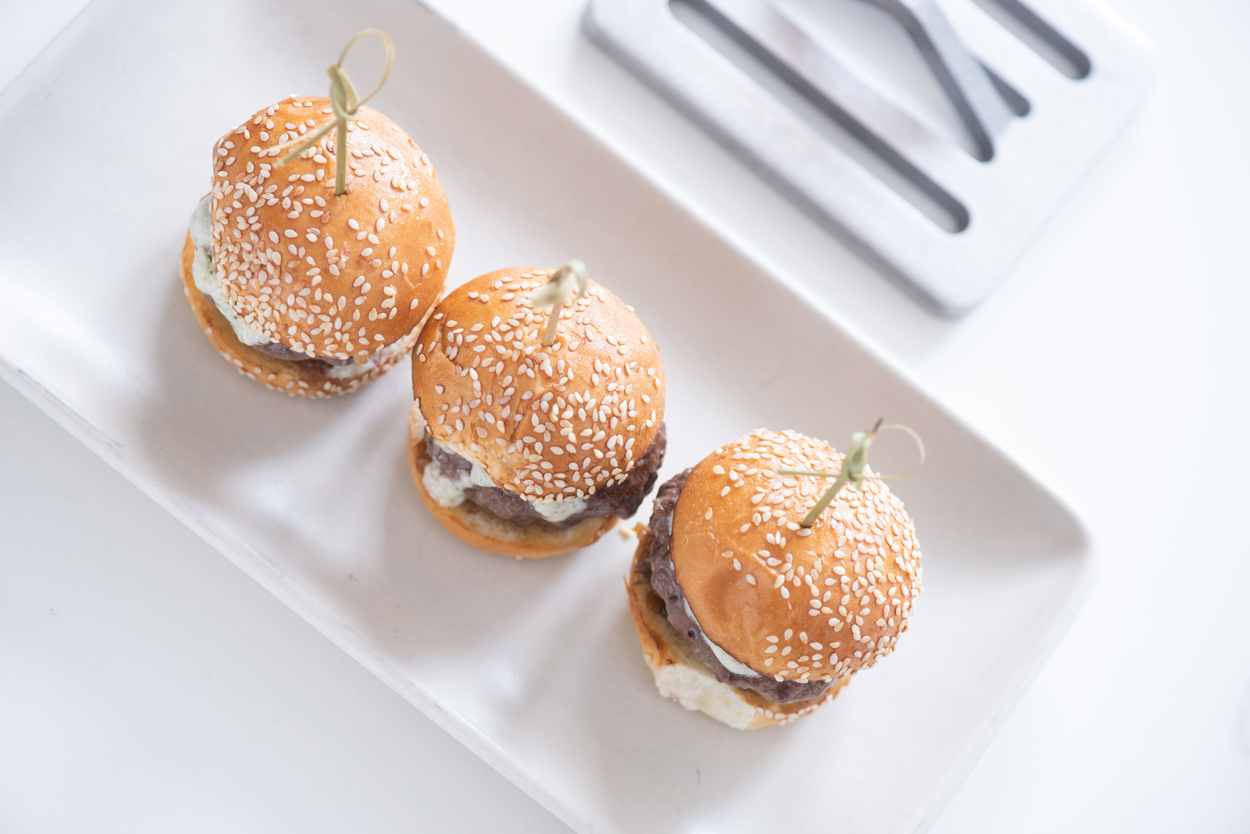 Picco Mini Burgers