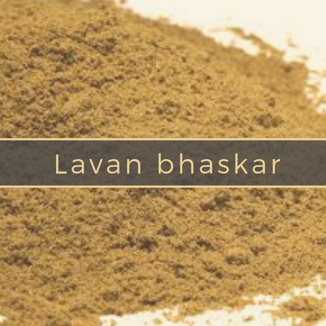 lavan bhaskar Gerson Institute of Ayurvedic Medicine.png