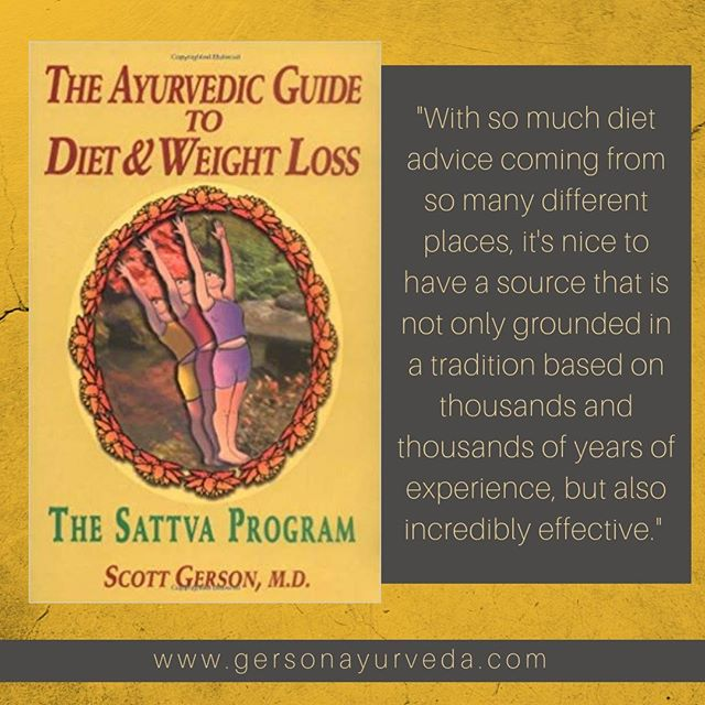 This extraordinary book presents a time-tested, simple, and medically sensible approach to weight loss and maintenance. ⠀ ⠀ https://buff.ly/2B3WZqV⠀ ⠀ #ayurveda #diet #healthyeating #ayurvedicfood #ayurvedicdoctor #ayurvedicmedicine #weightloss #book #bookstagram #booksofinstagram #author #authorofinstagram #food