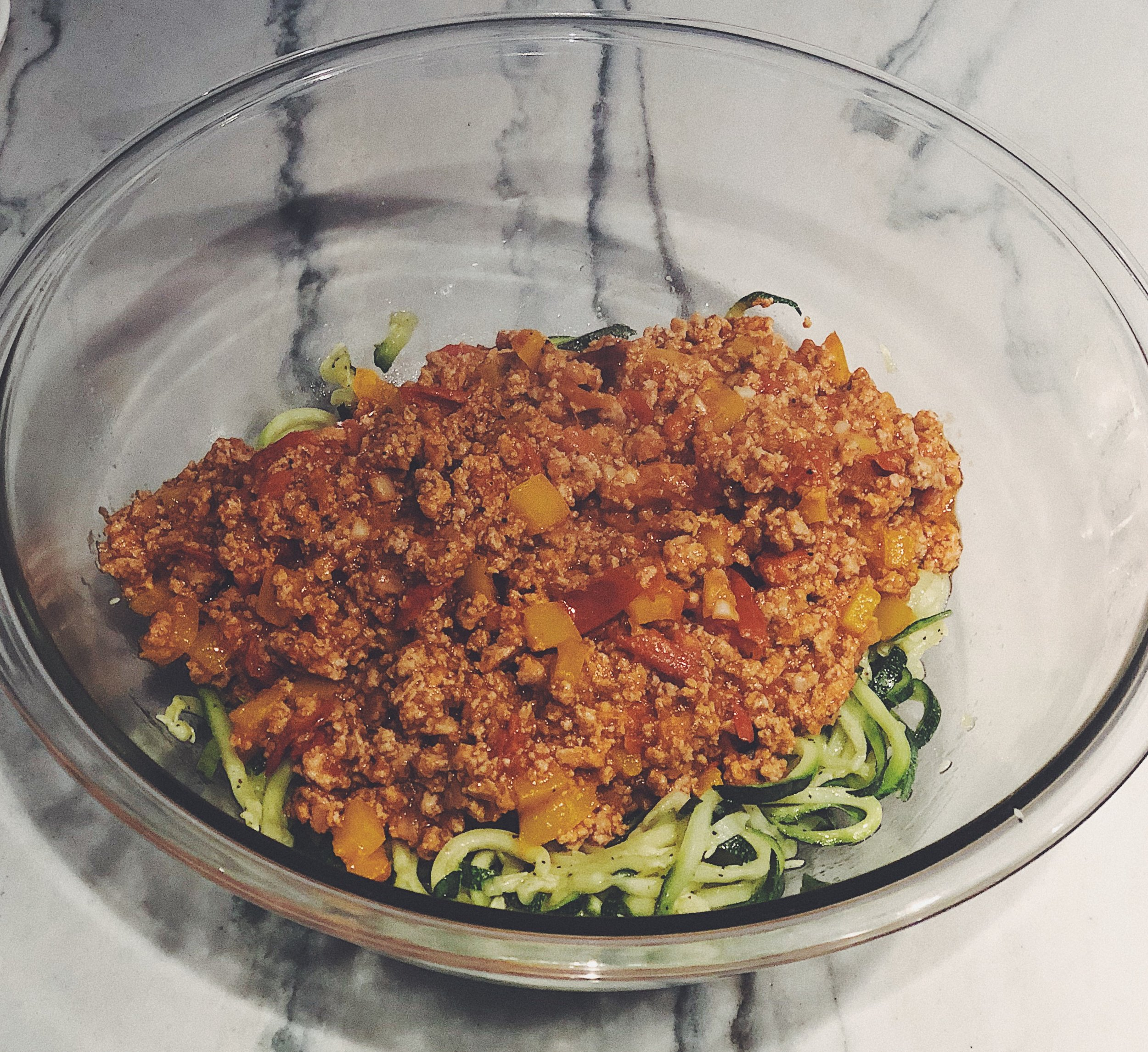 the ultimate Guilt-free Comfort meal. -