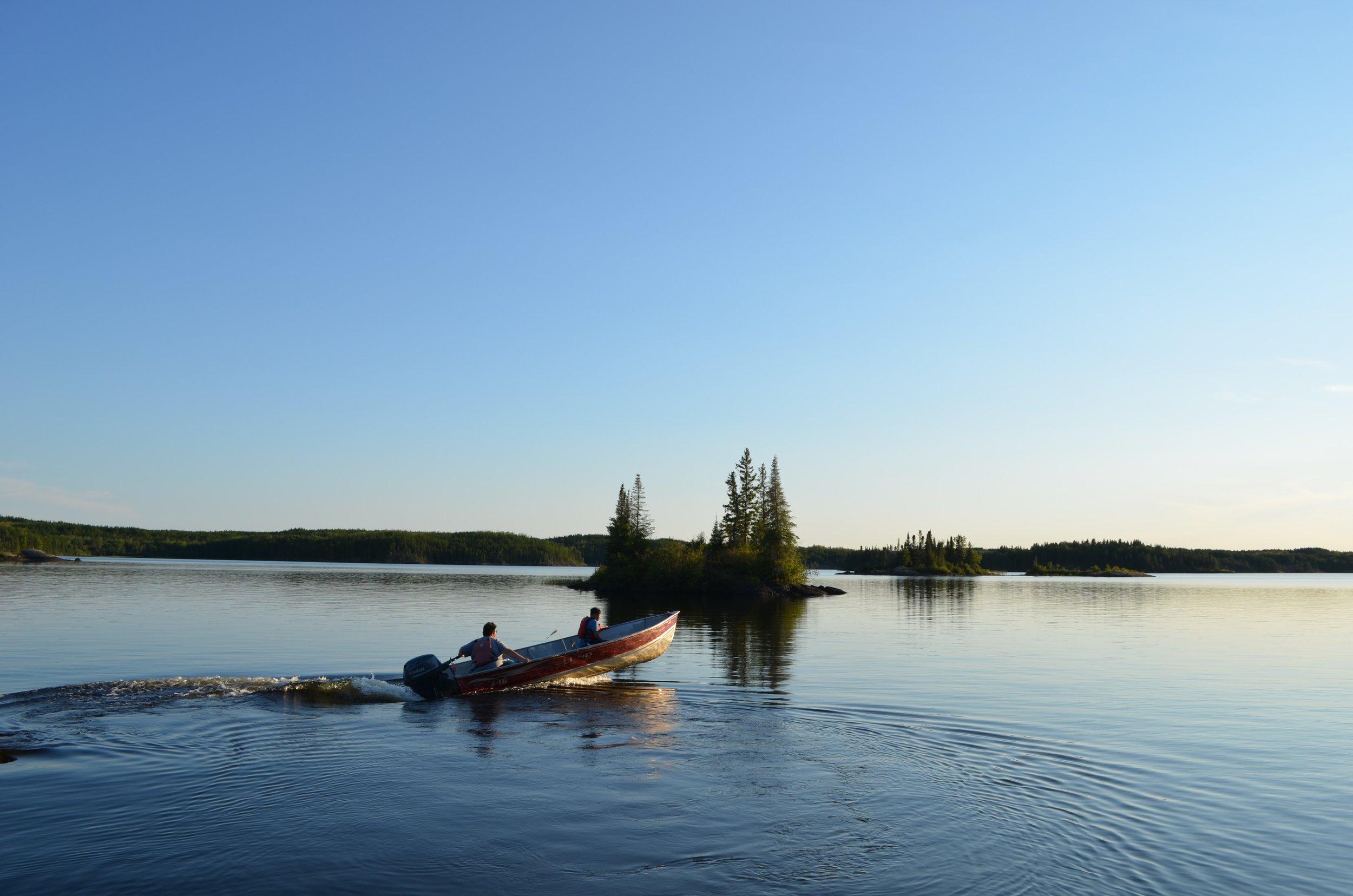 Gem Lake Wilderness Camp -