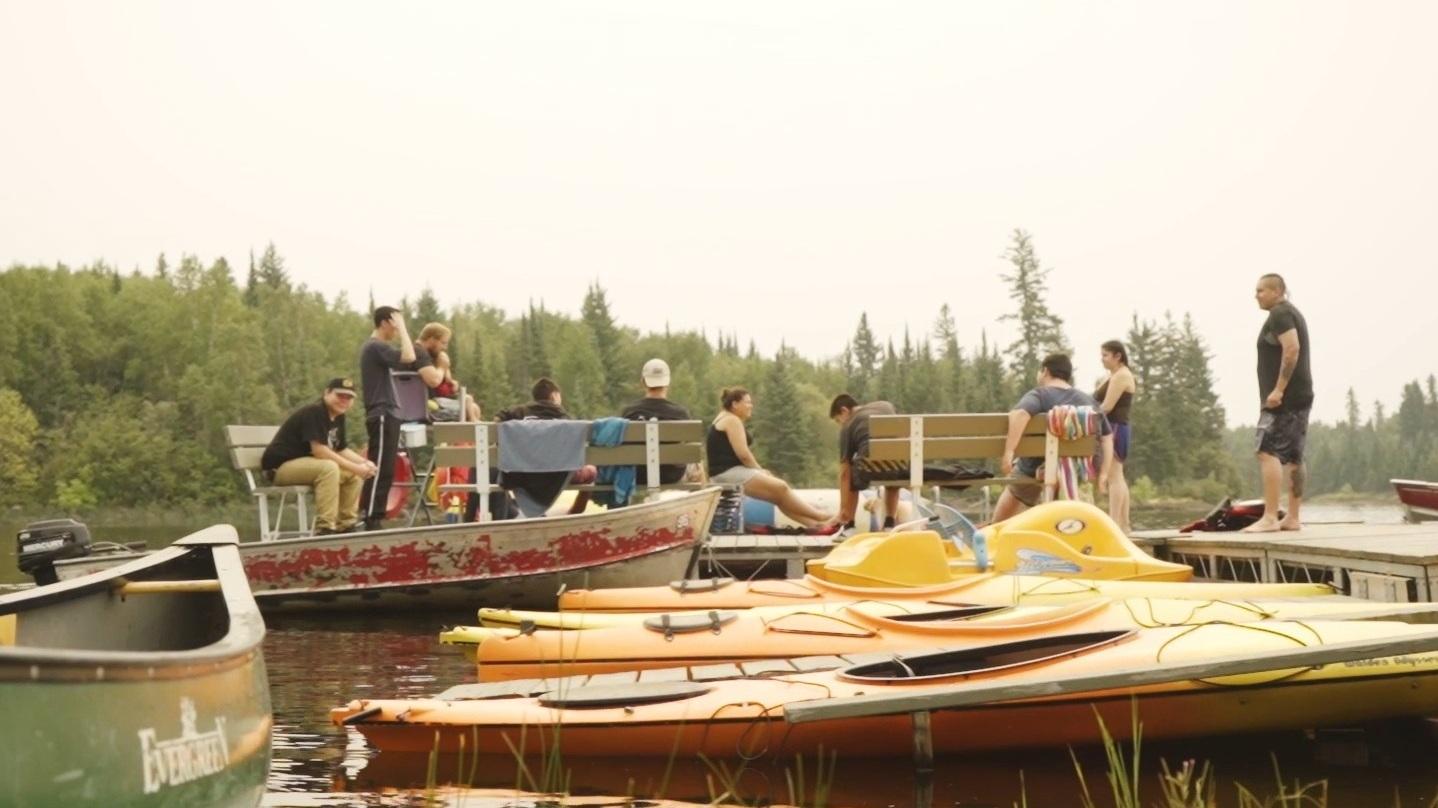 Gem Lake Wilderness Camp Schedule -