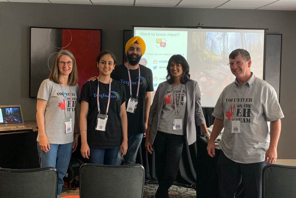 Why Lightning Migration Must be Your Priority - Andy Singh & Jas Kaur, Teqfocus, and the volunteers