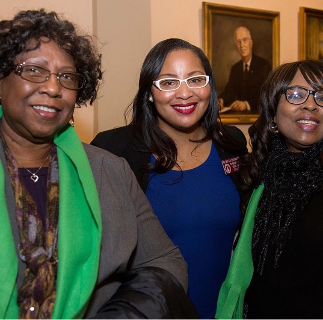 """Legislation - In her first year as a legislator, Renitta was awarded as one of the Most Valuable Legislators in """"The Nation Magazine's 2017 Progressive Honor Roll"""", for her work on sexual assault policy. Renitta continues to engage in critical conversations on topics of justice. In mid-2018, Renitta was the keynote speaker at the Center for Reproductive Rights conference, where she discussed """"Why Advancing Respectability Politics Hurts the Fight for Reproductive Rights""""."""