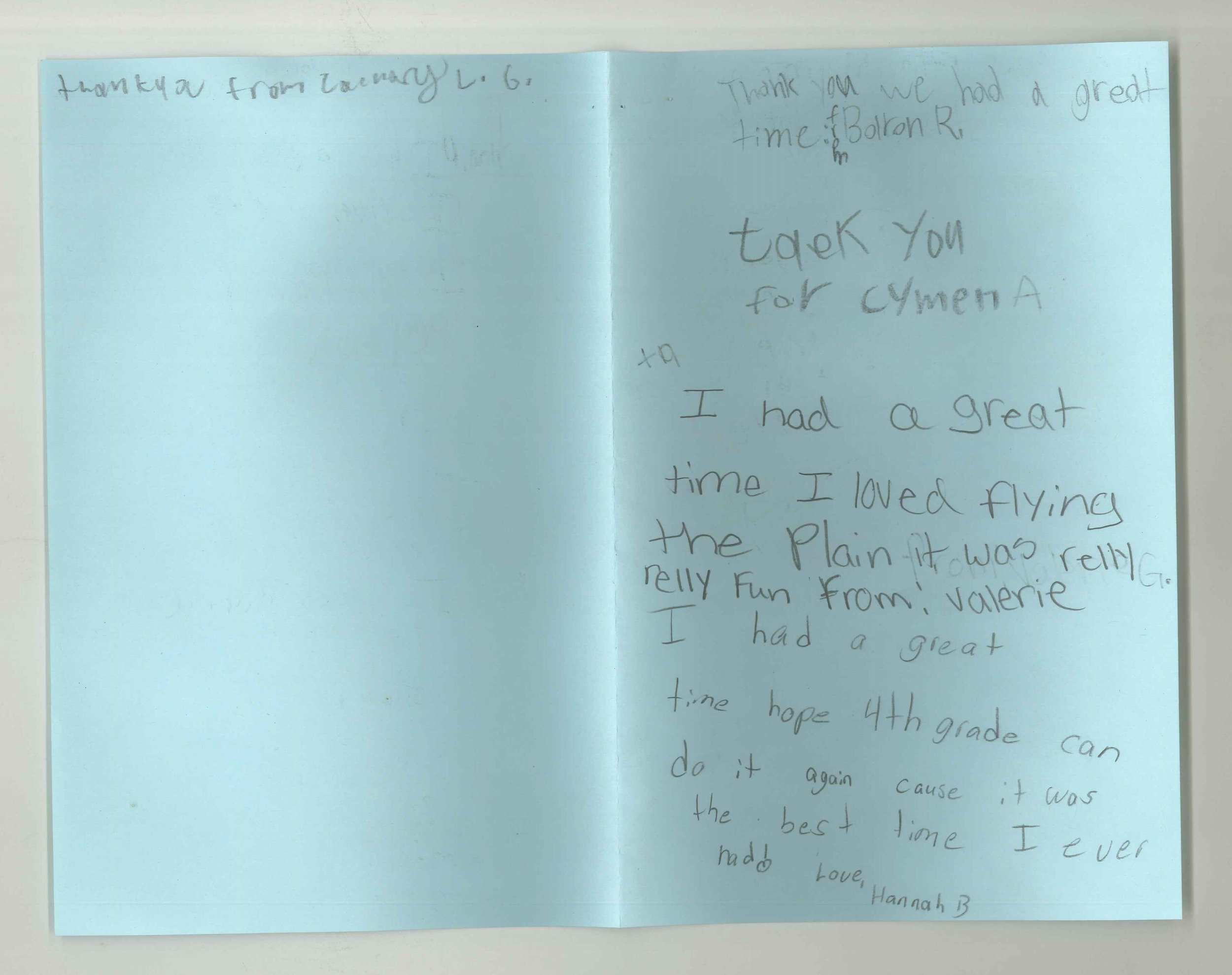 Paintsville Elementary Fourth Grade--Student Thank You Notes 3.jpg