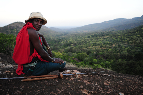 7 Night Mathews Range Walking Safari - Great for forests, roadless wilderness, birds and culture